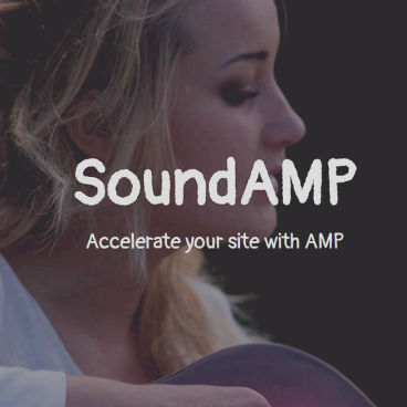 Mobirise SoundAMP